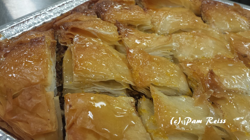 how do you make baklava