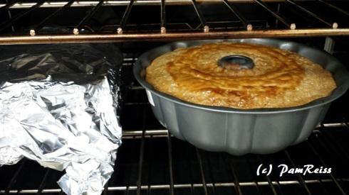 Honey Cake 2